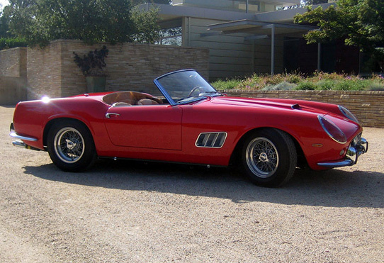 Ketcham Imports For Sale 1963 Ferrari 250 Swb